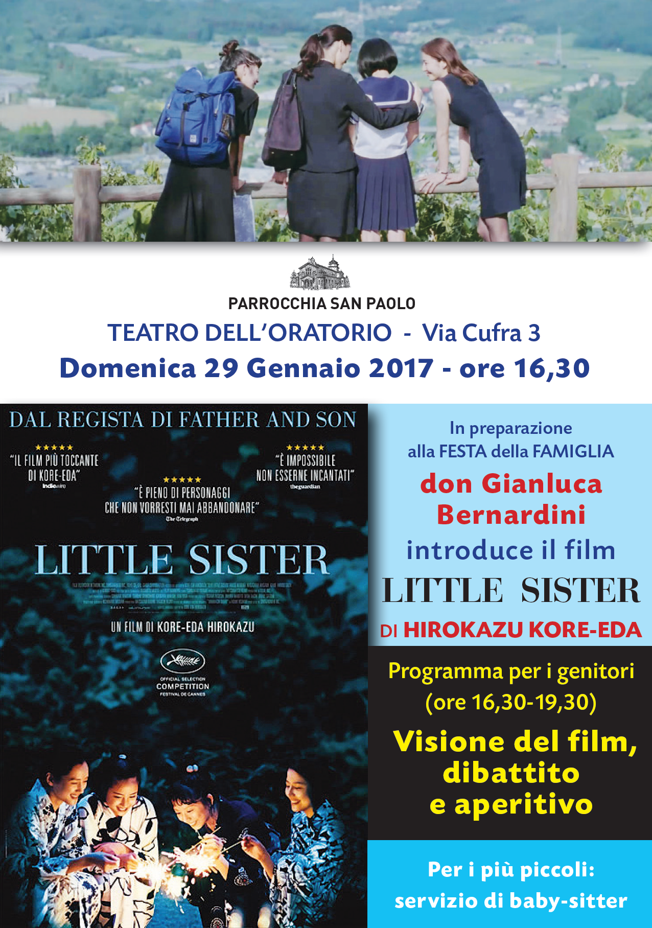 film famiglia 2017